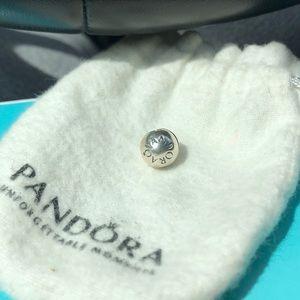 """Pandora """"Stopper"""" Charm"""